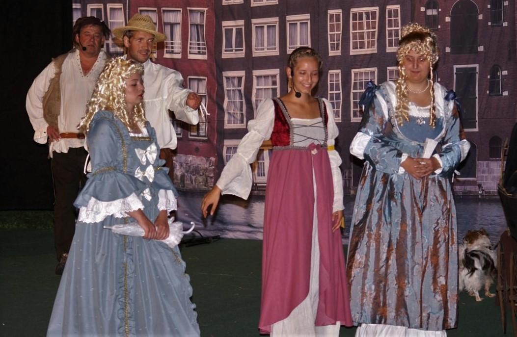 Die Pongratz-Festspiele von Pottenstetten: Der Prolog