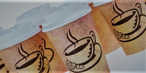 Statt eines Kännchens Kaffee bitte ein Coffee to Go