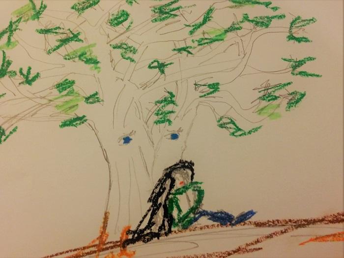Es ist Zeit, mit dem Affenbrotbaum zu tanzen