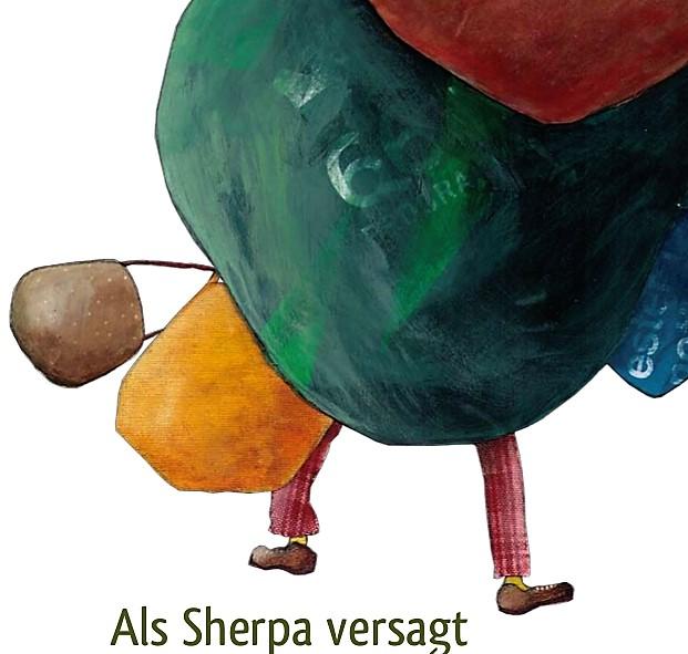 Als Sherpa versagt