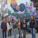 Murals rund um Mission Dolores