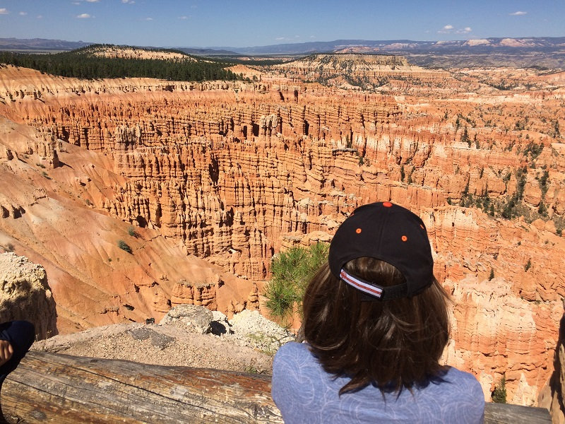 USA Roadtrip Tag 14: Bryce Canyon National Park.