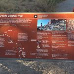 Devils Garden Trailhead