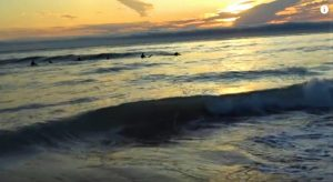 Noahs Video Clip am Jalama Beach