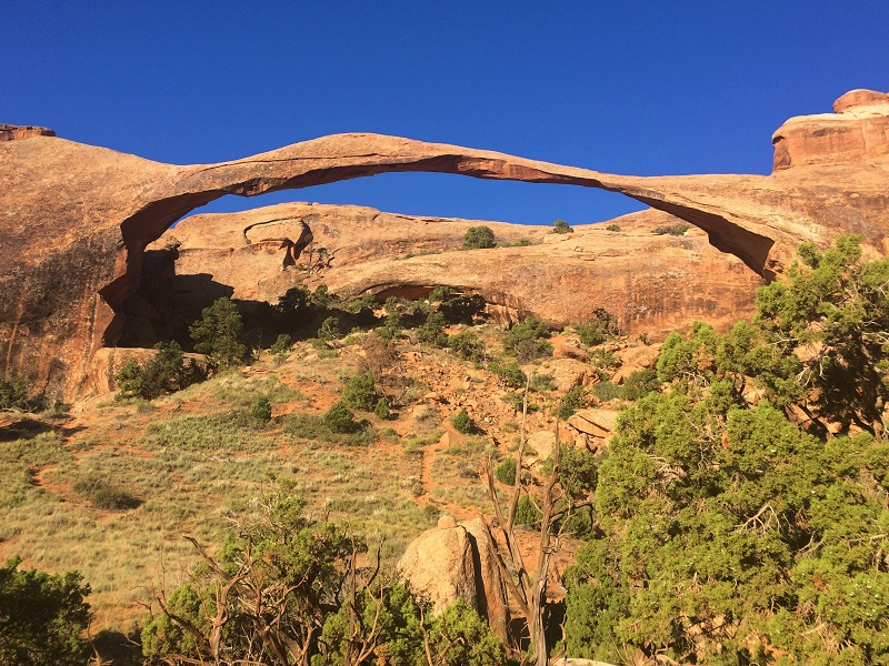 USA Roadtrip Tag 17: Arches National Park. Devils Garden Trail