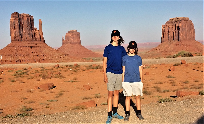 USA Roadtrip Tag 18: Monument Valley