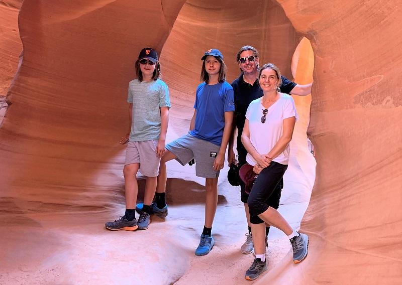 USA Roadtrip Tag 20: Lower Antelope Canyon und Grand Canyon