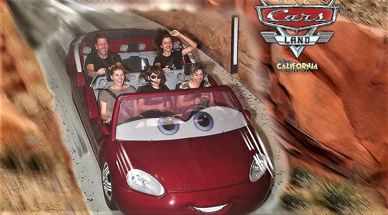USA Roadtrip Tag 26: Disney California Adventure Park