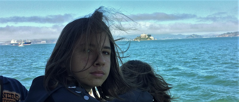 USA Roadtrip Tag 36: San Francisco mit Alcatraz, Chinatown, Painted Ladies und Haight Ashbury