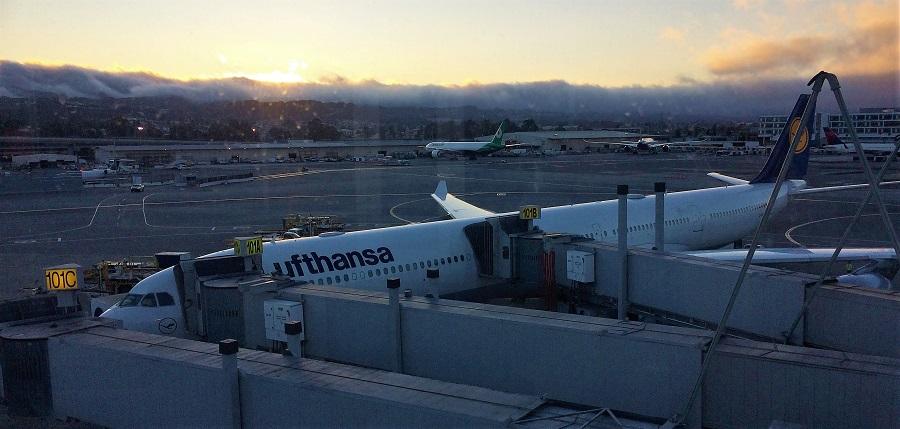 USA Roadtrip Tag 37: Rückflug nach München