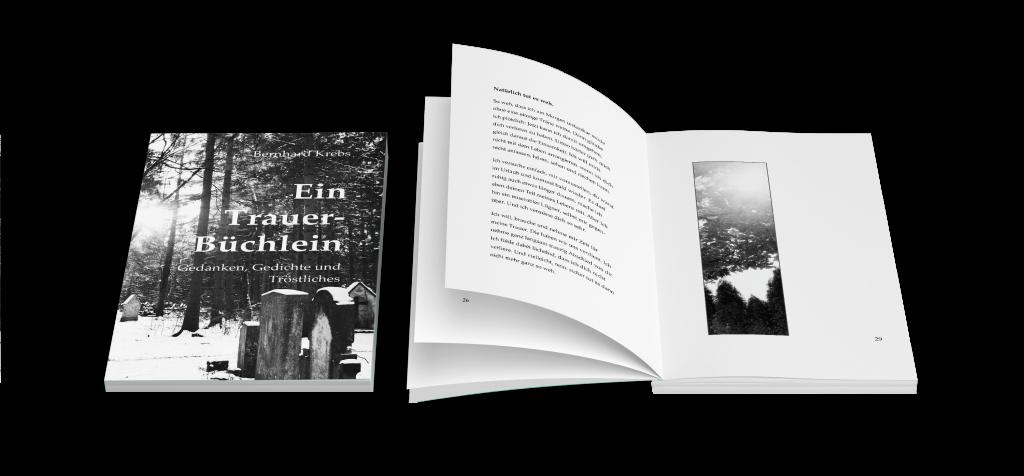 Neu: Ein Trauerbüchlein als Werbemittel für Bestatter