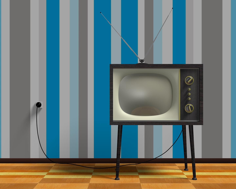 Als die Familie noch gemeinsam Fernsehen schaute, Teil 1